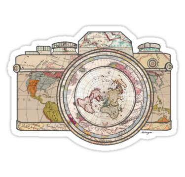 """travel"" stickers by taszyn 