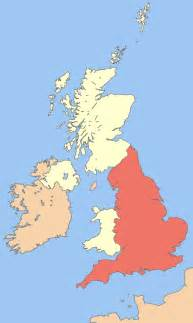 England Map by Map Of England Countries The England Portal