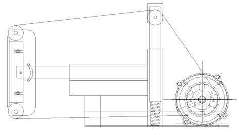 Free Online Blueprint Maker 2 quot x 72 quot grinder wip canadian knifemaker