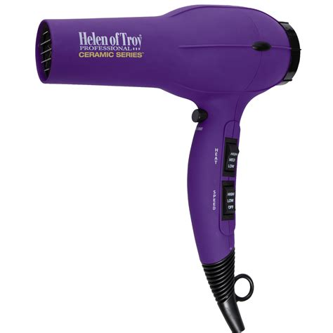 Wigo Hair Dryer Helen Of Troy helen of troy purple turbo hair dryer