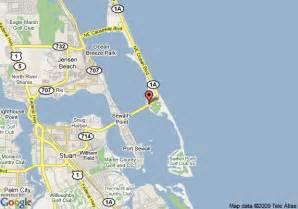 hutchinson island florida map map of hutchinson island marriott resort stuart