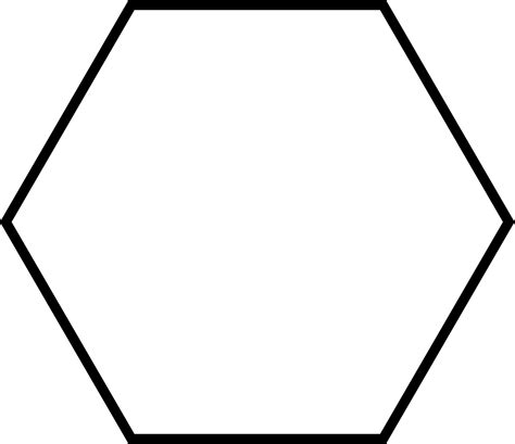 hexagon pattern png hexagon clipart transparent pencil and in color hexagon