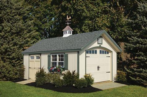 the amish signature sheds