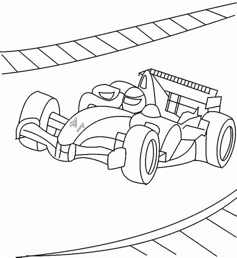 coloring pages indy cars indy car coloring pages coloring home