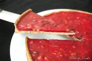 tarte aux pralines roses les gourmandises de