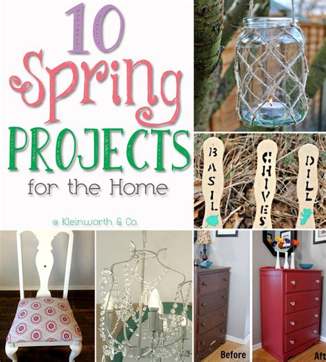 Best Diy Crafts Ideas Creative Reflection 365 Days To - 10 projects for the home kleinworth co