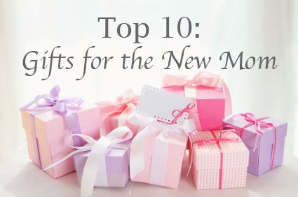 gifts for new moms gift ideas unexpectant