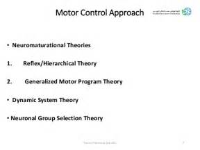 dynamic pattern theory motor control neuro developmental treatment ndt