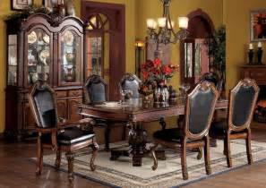 Elegant Dining Room Sets | formal dining room table sets home furniture design