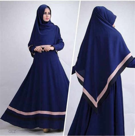 Model Gamis Syari Muslim Syari Studio Design Gallery Best Design