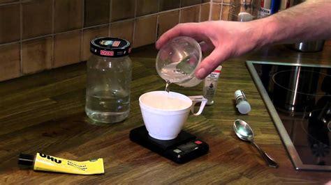 selfmade slime schleim herstellung youtube