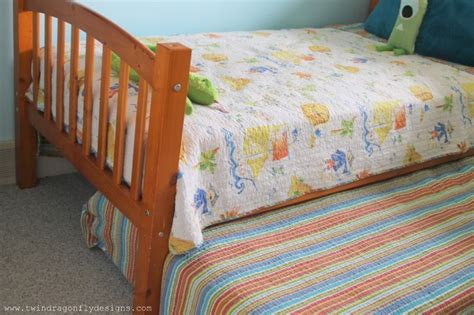 how to build a trundle bed how to build a diy trundle bed 187 dragonfly designs