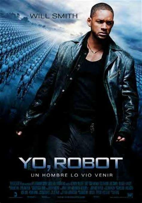 yo robot i armas y cine yo robot
