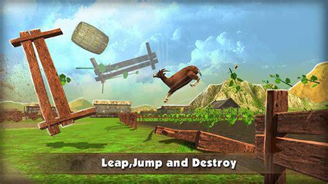 goat simulator free download goat simulator free apk free simulation android game