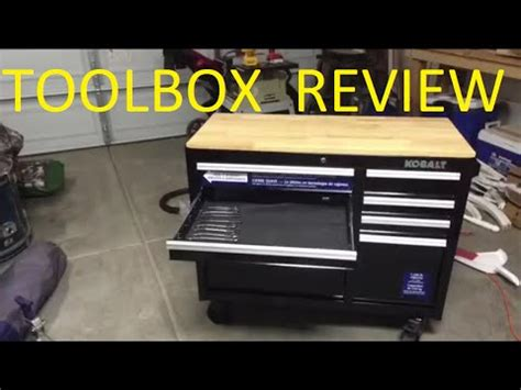 kobalt 8 drawer tool box kobalt 34 5 x 41 inch 8 drawer tool box tool chest