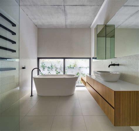 Minimalist Bathroom Design Minimalist Contemporary Bathroom Design Homedesignboard