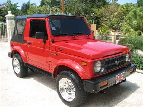 manual cars for sale 1995 suzuki samurai electronic valve timing boliche96 s 1995 suzuki samurai in san sebastian