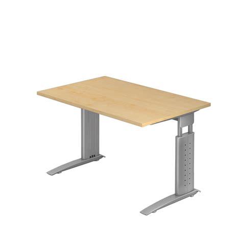 hammerbacher serie u ergonomischer schreibtisch - Schreibtisch Höhenverstellbar