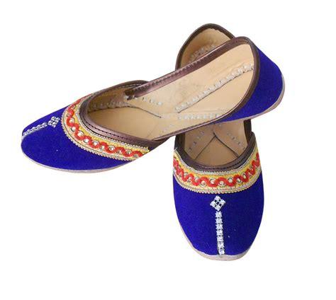 indian sandals womens us 8 5 shoes leather flip flops juti indian handmade
