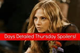 days of our lives spoilers chad and belle grow closer days of our lives spoilers chad seduces belle kayla and