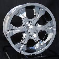 6 lug chevy rims ebay