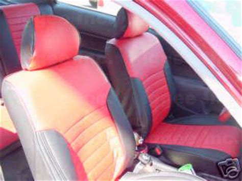 honda civic car seat covers 2008 honda civic 2006 2007 2008 2009 vinyl custom seat cover ebay