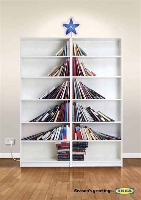 tree bookshelf ikea 1000 ideas about christmas ad on pinterest print ads