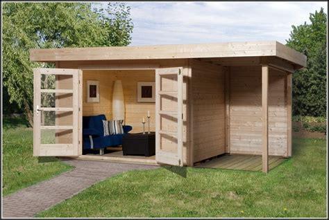 Cube Gartenhaus