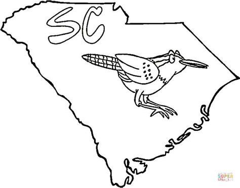 nc map coloring page south carolina map coloring page free printable coloring