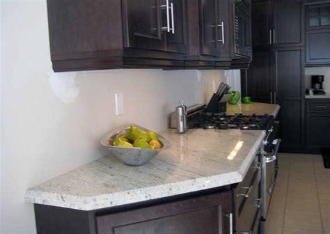 river white granite with white cabinets river white granite
