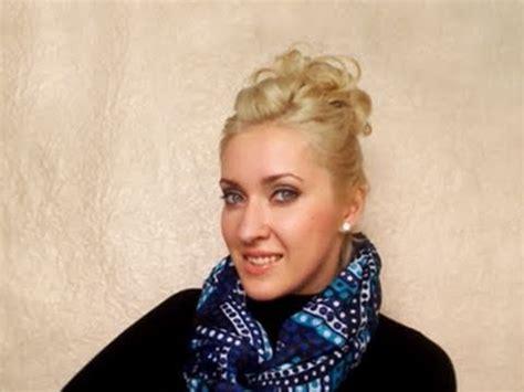 easy winter hairstyles for medium hair fryzura na srednie wlosy szybkie upiecie na codzień