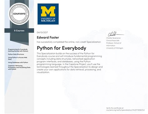 Python For Mba by Credentials Edward N Foster Richmond Va