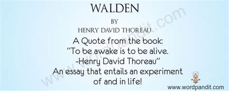 walden book quotes walden pond quotes quotesgram