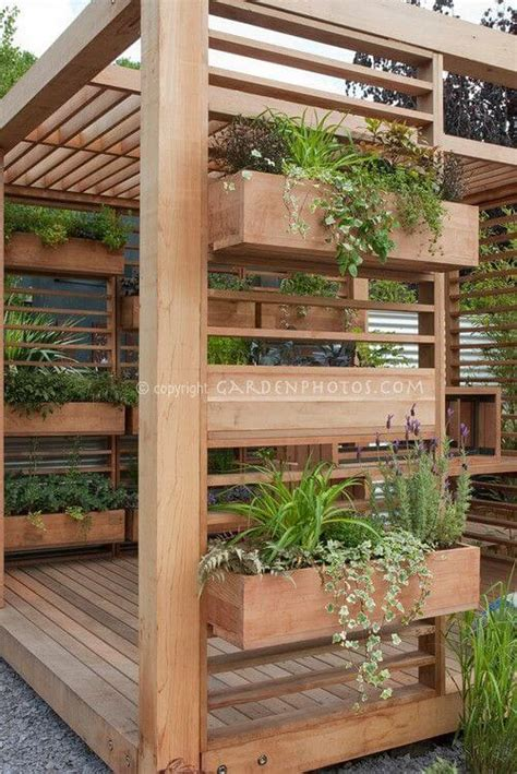 Built In Planter Boxes by 33 Best Built In Planter Ideas And Designs For 2017