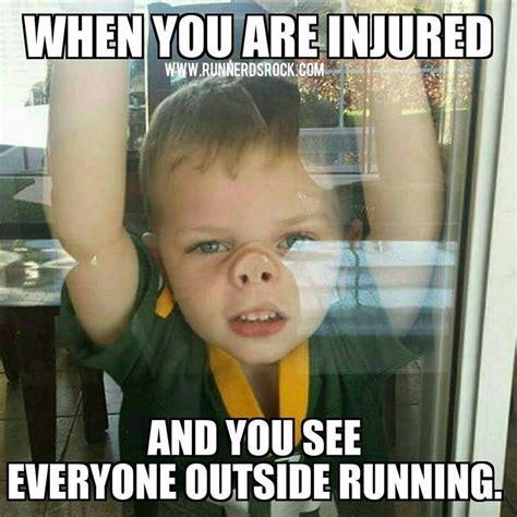 Funny Running Memes - 12 best injury memes images on pinterest broken leg