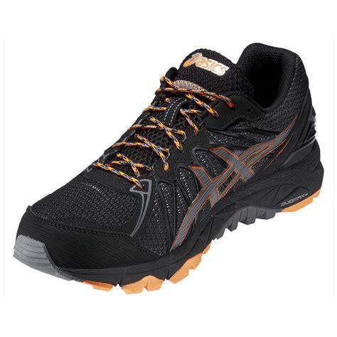 trail running shoes for overpronators asics mens gel fuji trabuco 3 g tx trail running shoes