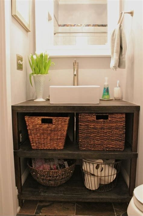 1000 ideas about small bathroom vanities on