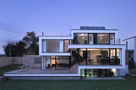 project houses house zochental in aalen germany by liebel architekten bda