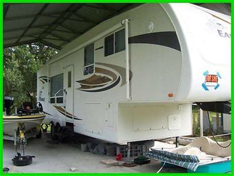 slide awnings fifth wheels 2007 jayco eagle for sale in plant city florida united