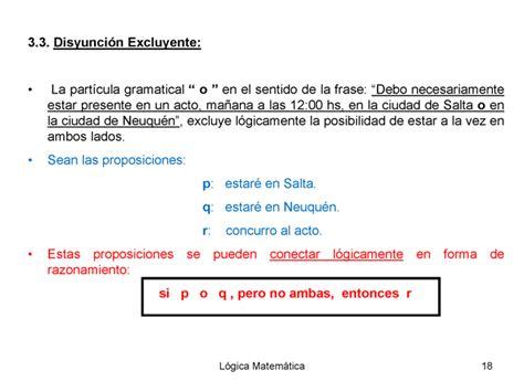 que son las preguntas de logica elementos de l 243 gica matem 225 tica y 225 lgebra proposicional