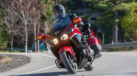 gold motorcycle 2017 honda gold wing review