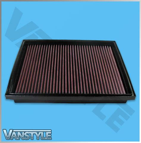 Air Filter By K N Panel For Vw Scirocco 1 4l Tsi k n replacement air filter vw t4 95 03 vanstyle