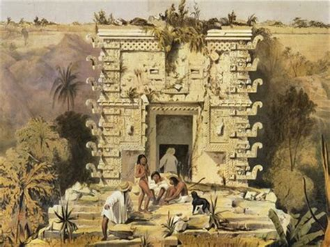 imagenes de grabados mayas unico en t los dibujos de catherwood mayas 1 176 parte