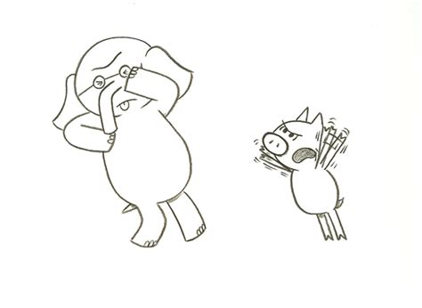 elephant and piggie coloring pages mo willems coloring pages kiopad mo willems elephant and piggie coloring pages sketch