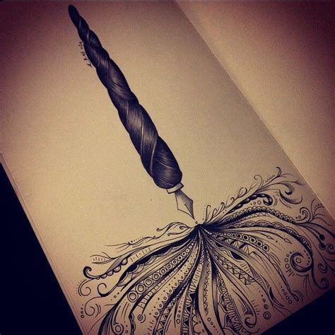 tattoo pen designs fountain pen tattoos google search tats
