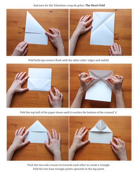 How To Fold A Of Paper Into A Brochure - origami origami envelope fold paper envelope without glue