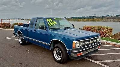 1993 chevy s10 cars for sale