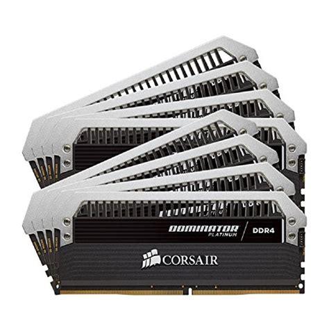 Ram Corsair Dominator Platinum Series corsair dominator platinum series memory kit for ddr4