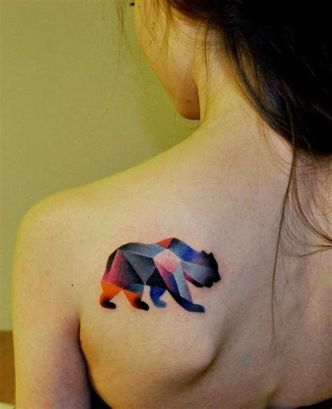 geometric watercolor tattoos watercolor geometric for t a t t o o s