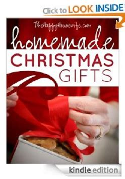 free ebooks homemade christmas gifts eating organic on a